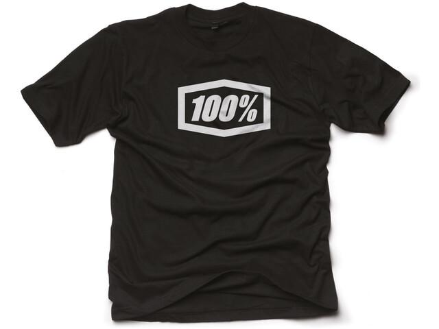 100% Essential T-Shirt black